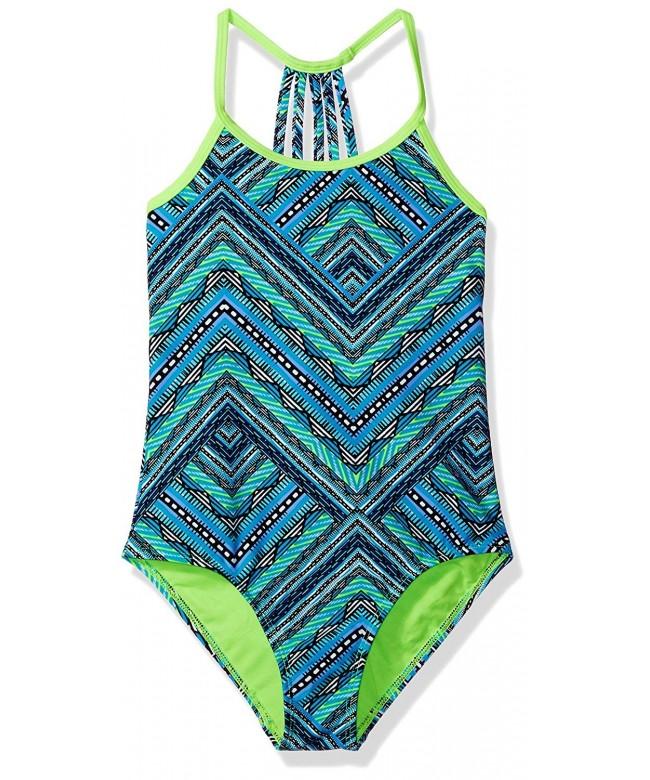 Angel Beach Ethnic Swimsuit Detail