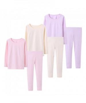Abalacoco Cotton Undershirts Thermal Underwear