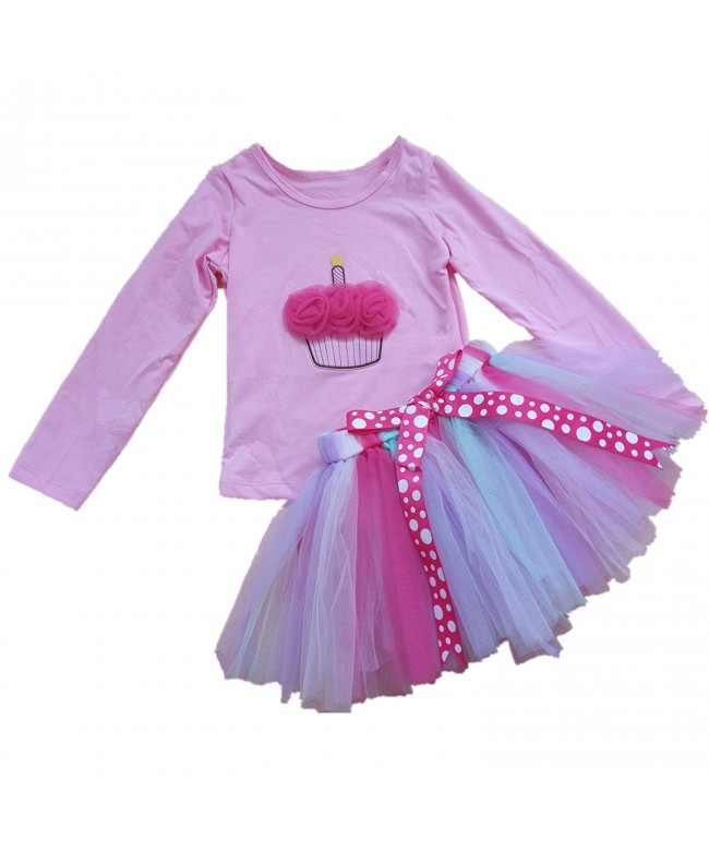 AISHIONY Birthday Princess Rainbow Outfit2 5