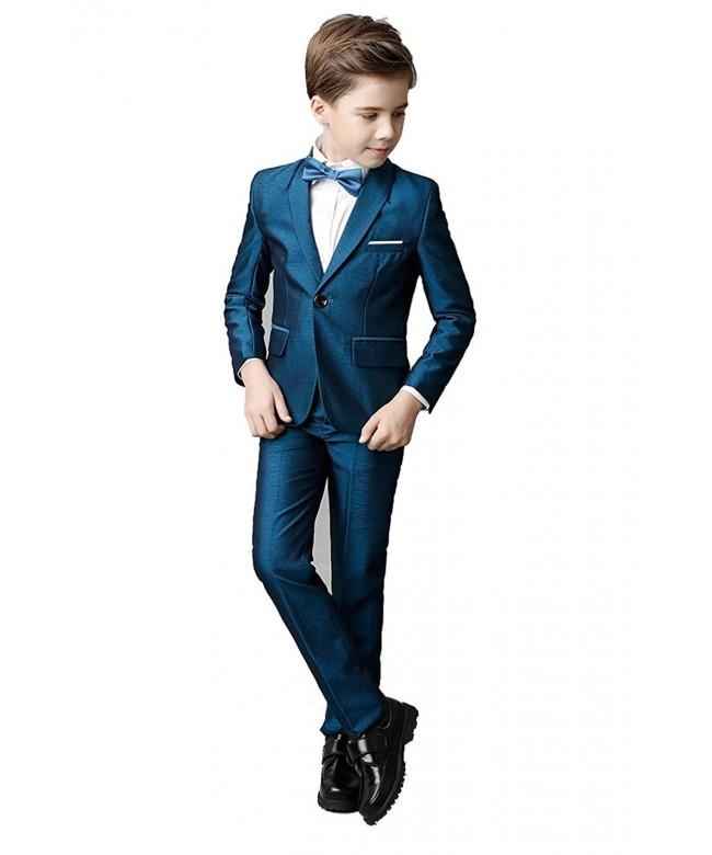 Toddler Kids Boys Suits Slim