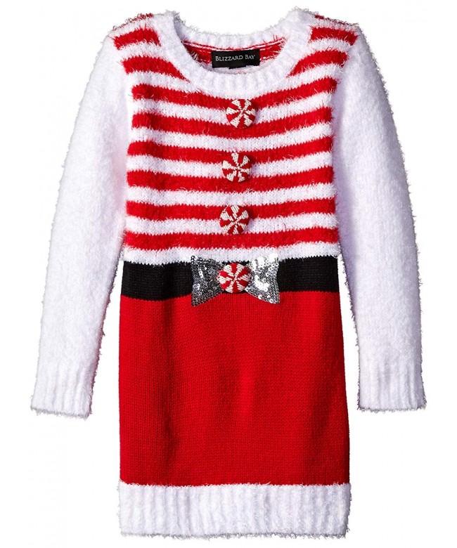 Blizzard Bay Christmas Stripes Sweater