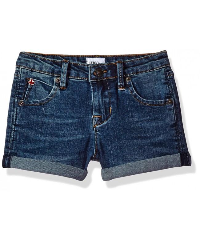 Hudson Jeans Girls Roll Short