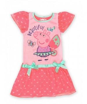 Toddler Sleeve Fantasy Nightgown Pajamas