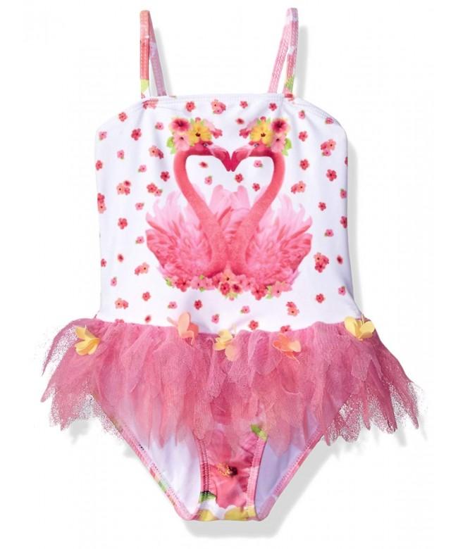 Kate Mack Toddler Paradise Swimsuit
