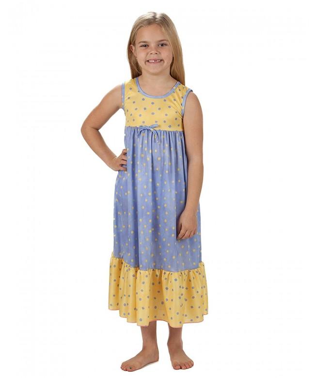 Laura Dare Girls Buttercup Nightgown