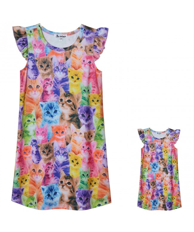 Matching Nightgowns Unicorn Clothes Flutter