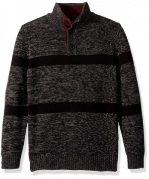 Retrofit Sportswear Boys Button Sweater