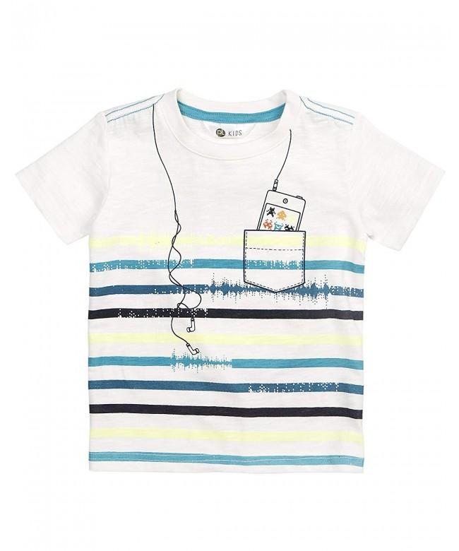 Petit Lem Little Techno T Shirt