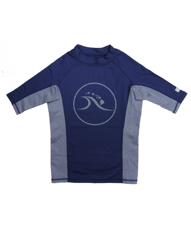 Hawaii Atlas Short Sleeve Rashguard