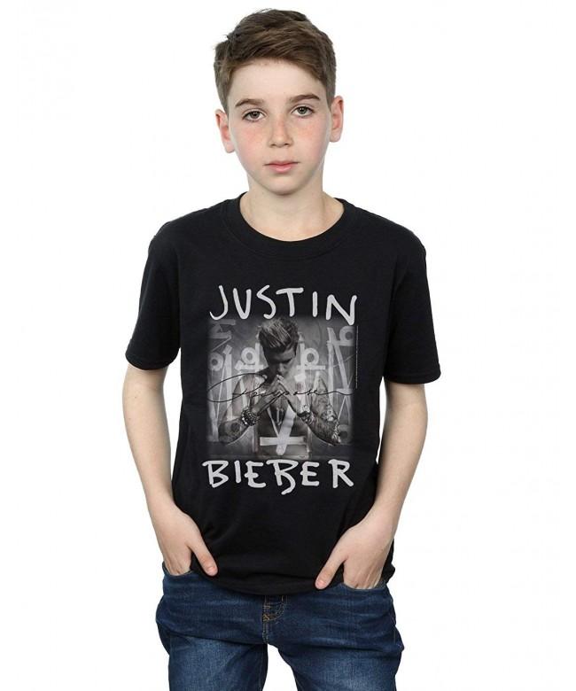 Justin Bieber Purpose Album T Shirt