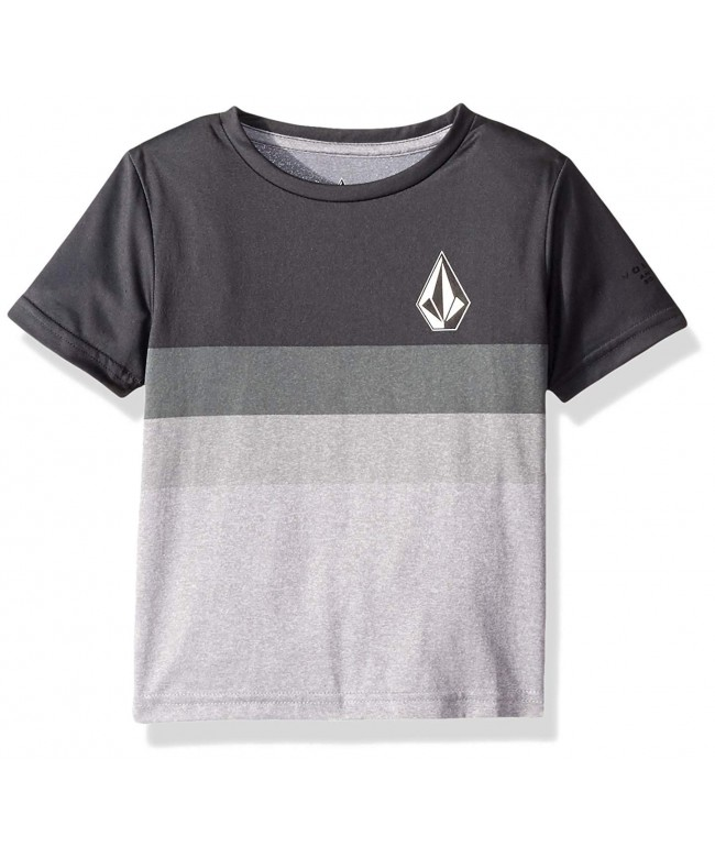 Volcom Little Heather Striped Rashguard