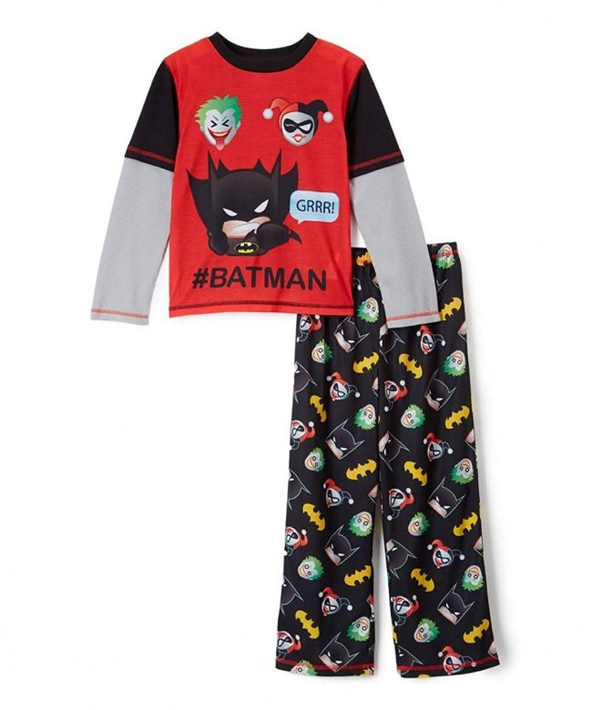 Batman Pajamas Harley QuinnBoys Little
