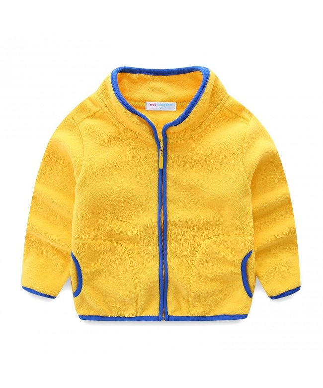LittleSpring Little Boys Jacket Zipper