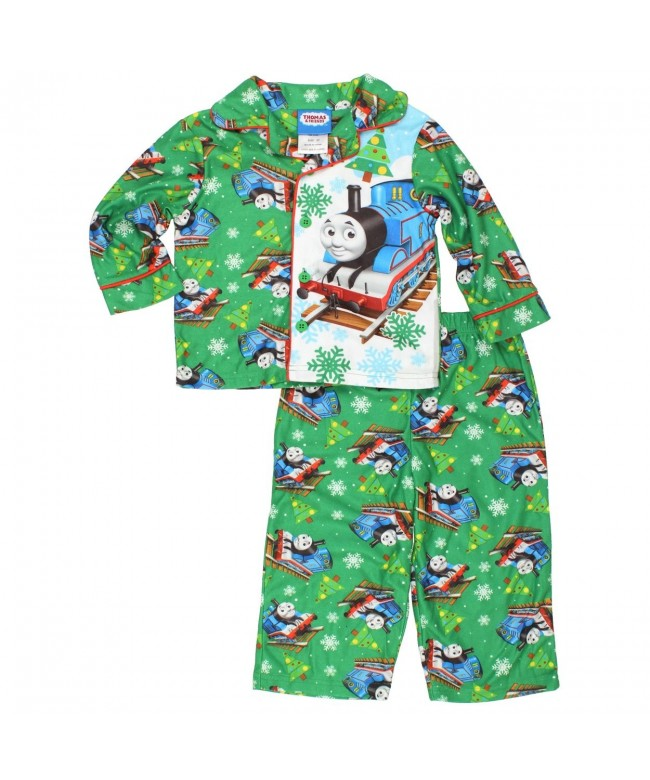 Hit Entertainment Christmas Flannel Pajamas