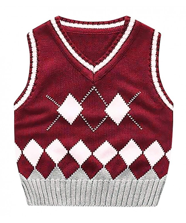 Happy Cherry Sweater Uniform Pullover