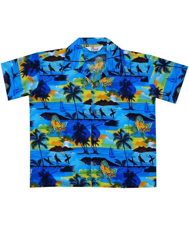 Hawaiian Shirts Allover Sleeve Holiday