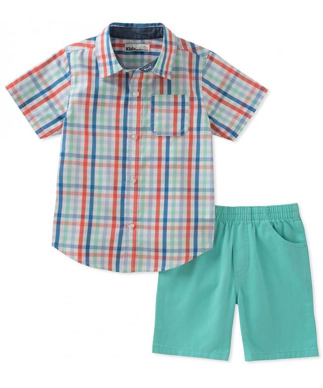 Kids Headquarters Pieces Shirt Shorts