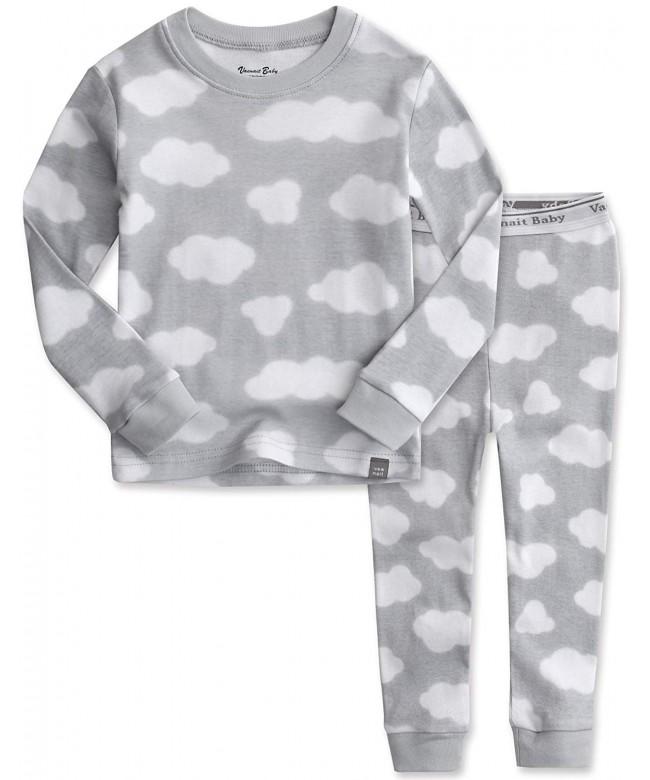 Vaenait baby 12M 7T Sleepwear Pajama