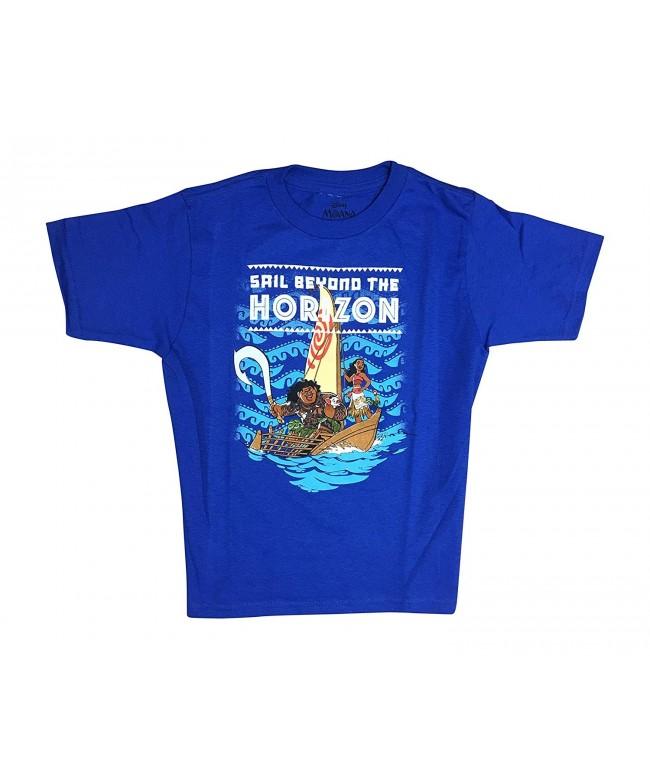 Maui Disney Toddler T Shirt Horizon