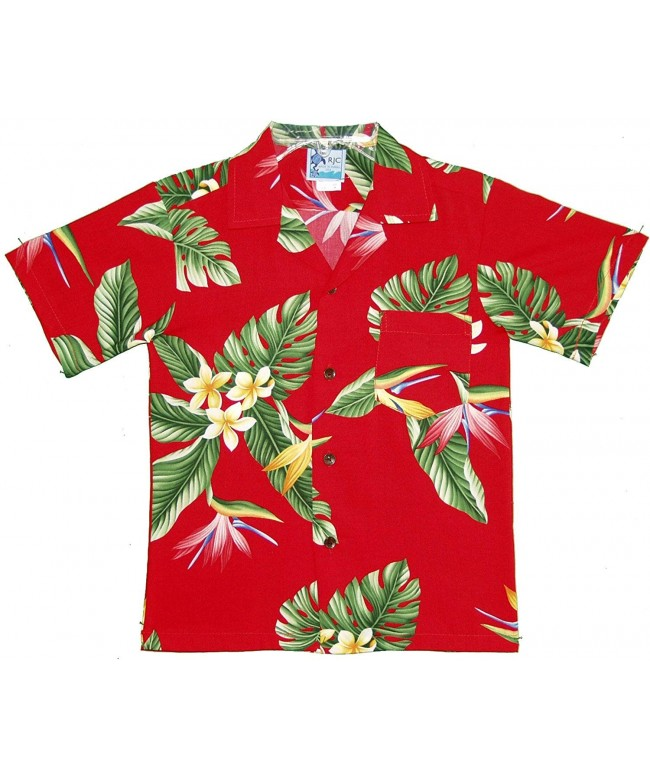 RJC Paradise Display Rayon Shirt