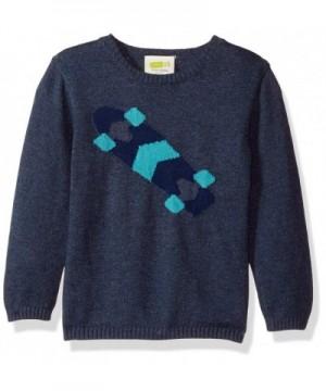 Crazy Boys Skateboard Pullover Sweater