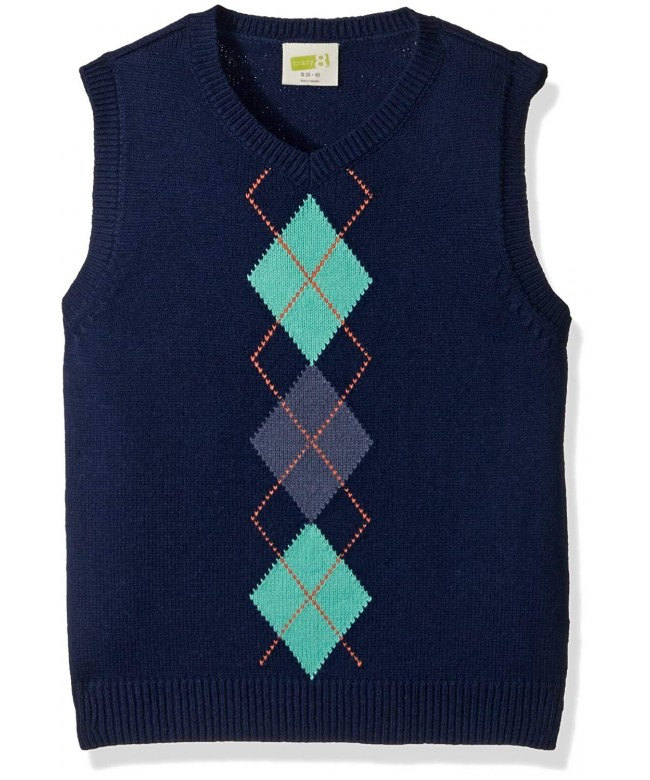 Crazy Boys Big Dress Vest