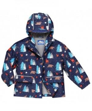 Kids Water proof Fleece lined Jacket Hooded