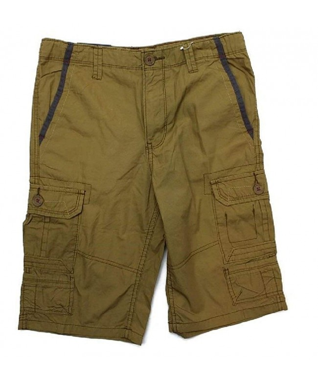 Generra Cotton Adjustable Waist Cargo