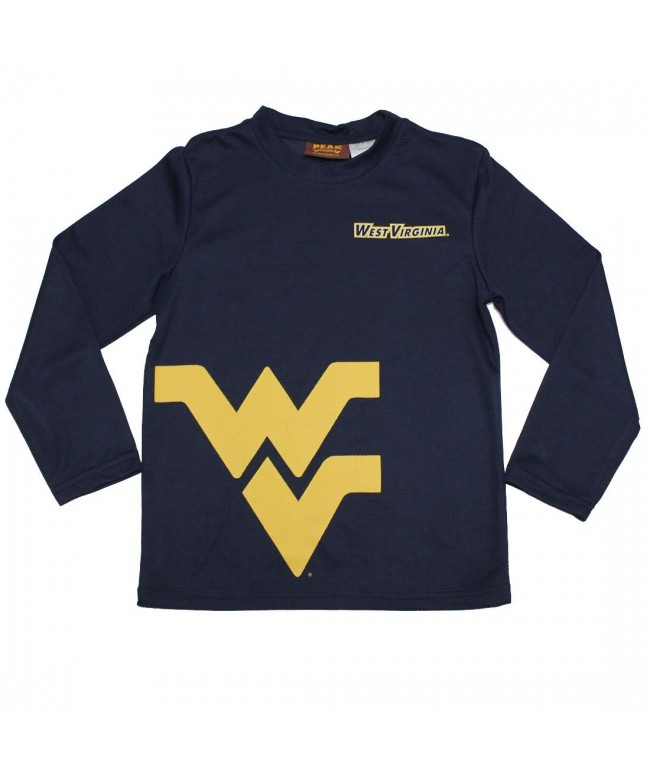 Virginia Mountaineers Athletic Dri Fit T Shirt