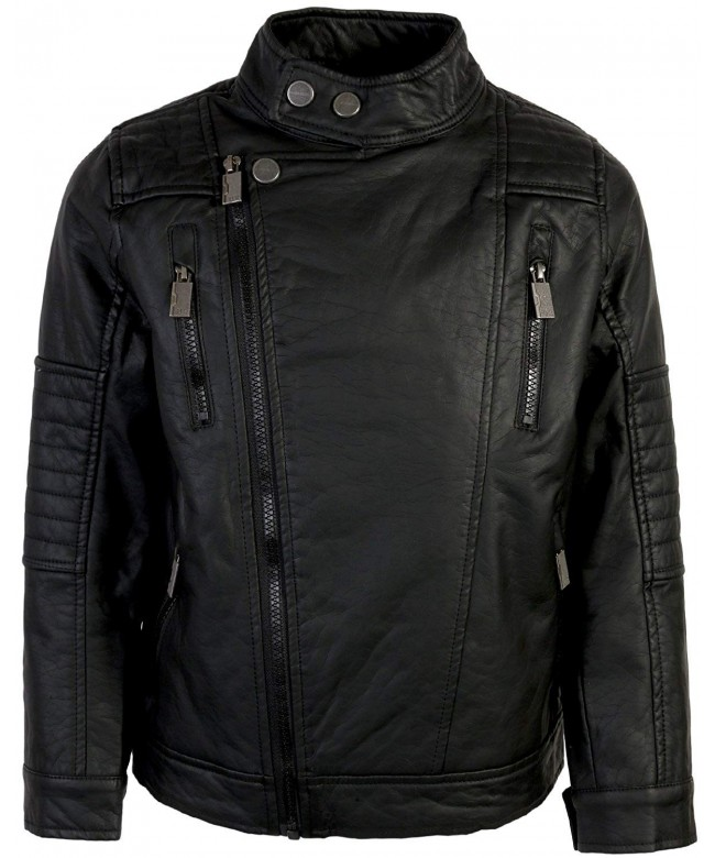 Urban Republic Kids Leather Jacket