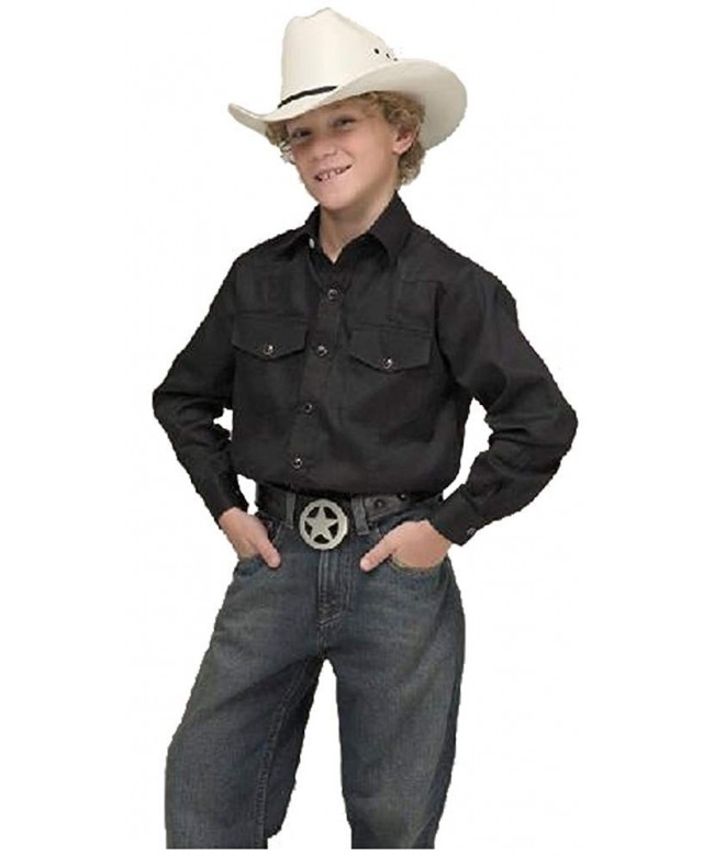 Sunrise Outlet Childrens Button Western