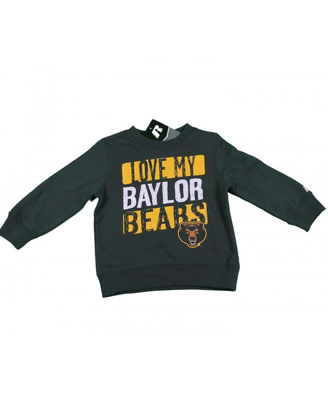 NCAA Baylor University Sweatshirt Bears