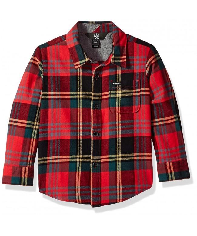 Volcom Little Caden Sleeve Shirt