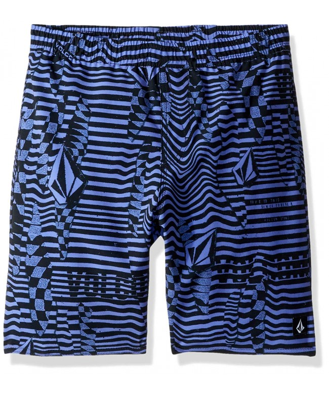 Volcom Big Boys Logo Shifter Volley 17 Boardshort