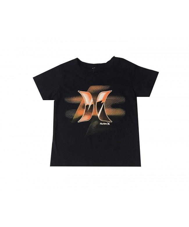 Hurley Boys Graphic Icon T Shirt
