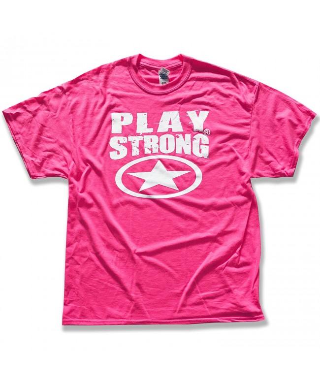 Play Strong Awesome Preshrunk AllProfitsToHelpKids