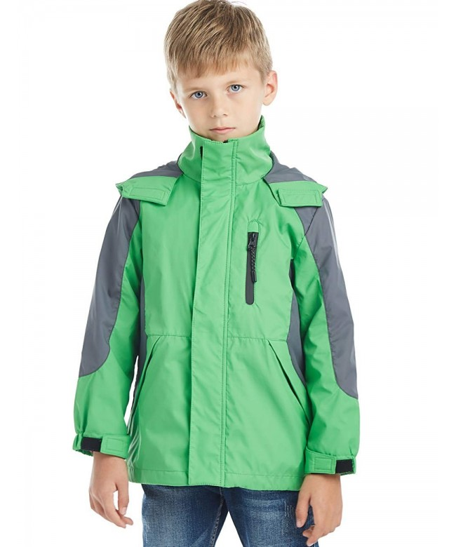 BYCR Hooded Lightweight Windproof Jacket