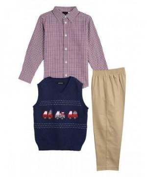 New Trendy Boys' Sweater Vests Online Sale