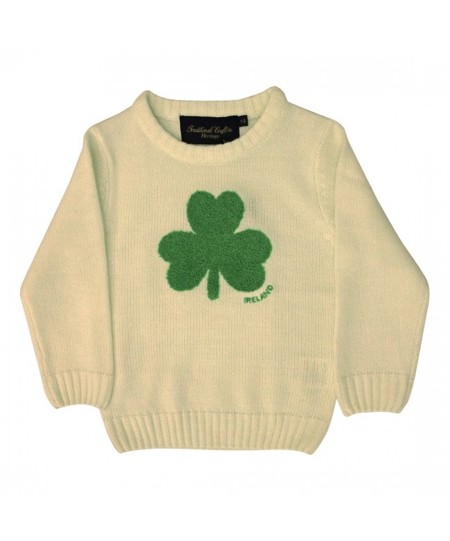 Other Brands Ireland Sweater Shamrock