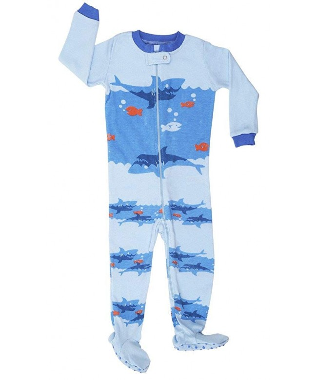 Elowel Footed Pajama Sleeper 6M 5Years