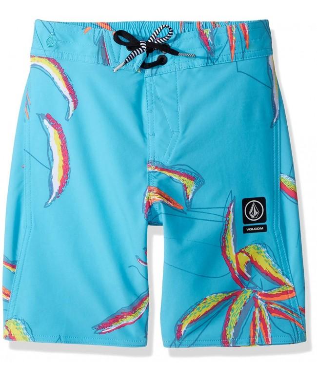 Volcom Boys Tropic Elastic Boardshort
