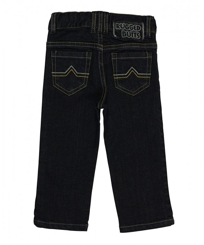 RuggedButts Toddler Adjustable Waist Jeans