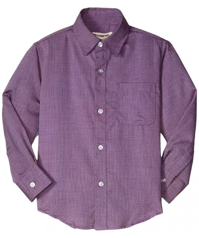 Appaman Boys Standard Dress Shirt