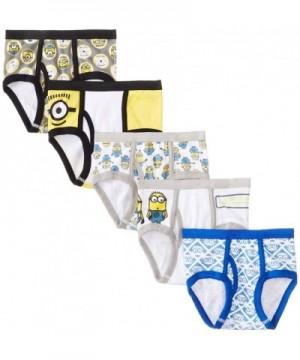 Despicable Minions Underwear Briefs Count