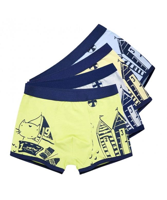 AJOMAN Underwear Travel Briefs Little