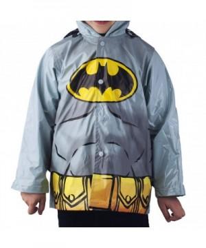 Comics Little Batman Waterproof Outwear