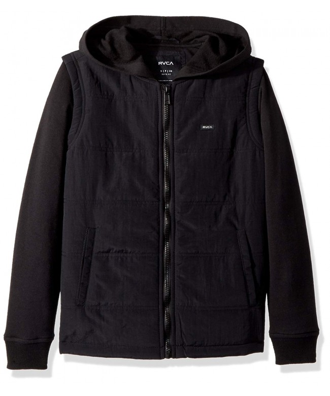 RVCA Boys Logan Puffer Jacket