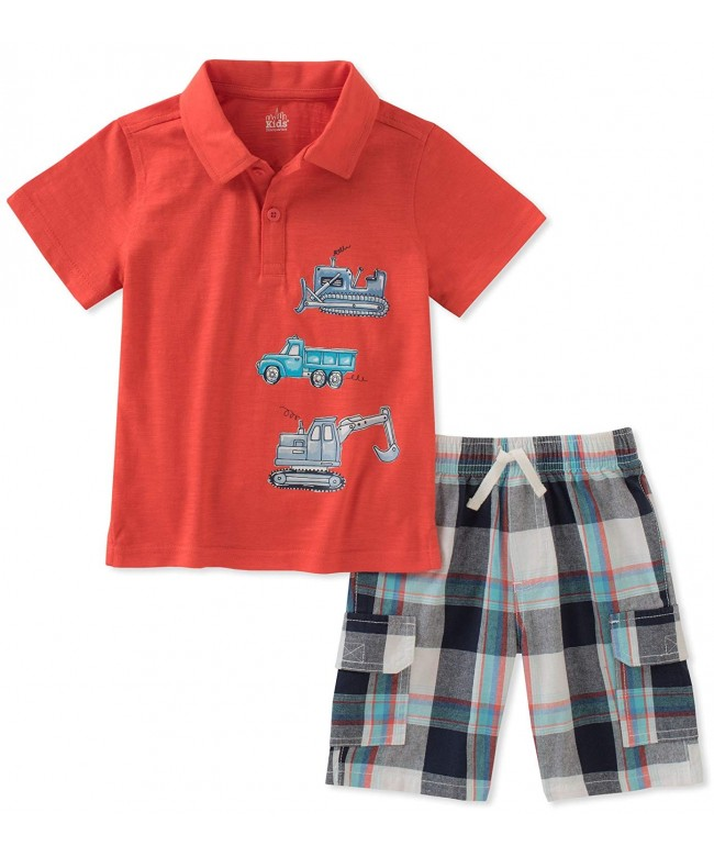 Kids Headquarters Boys Pieces Shorts