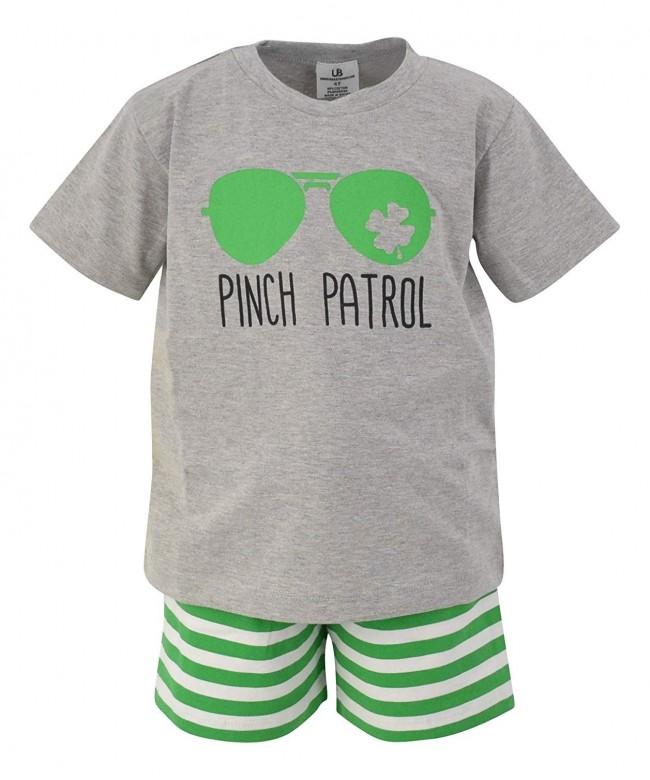 Unique Baby Patricks Patrol Outfit