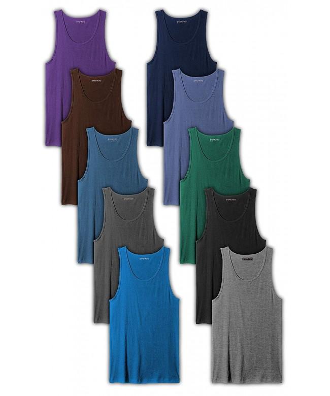 Andrew Scott Basics Shirt Undershirts